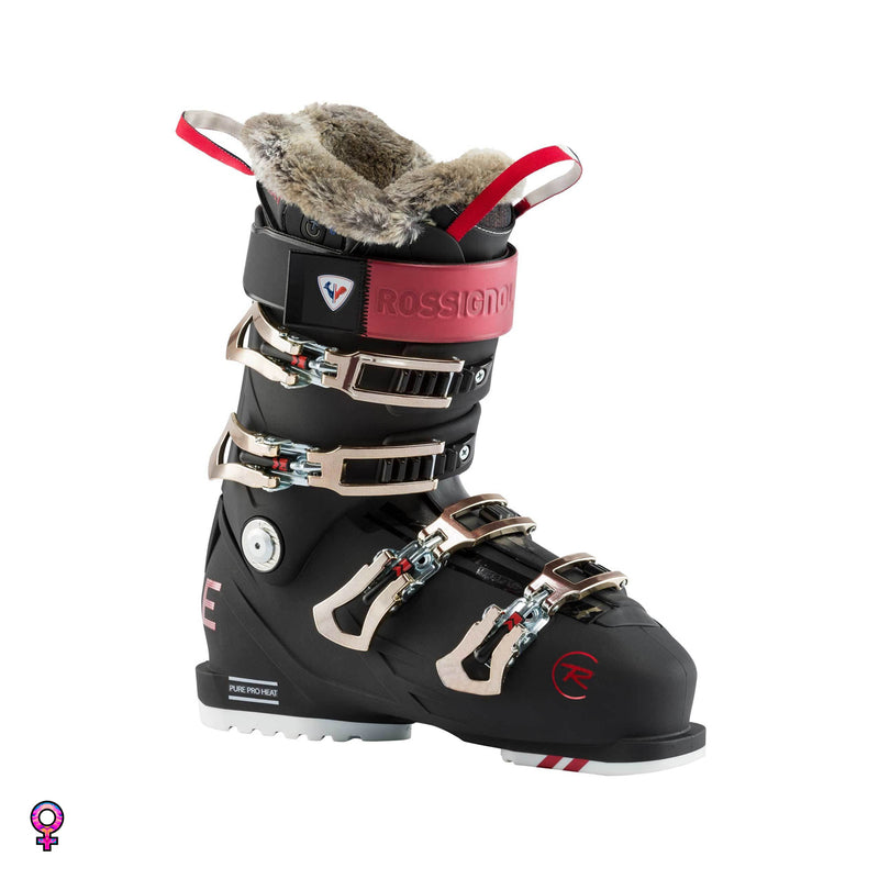 Rossignol Pure Pro Heat Boots | 2021