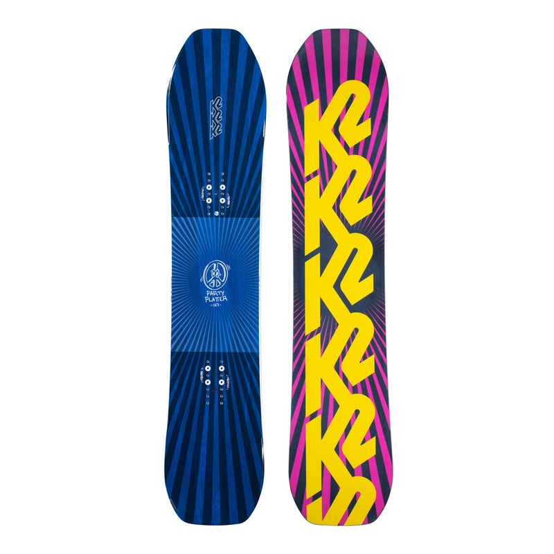 K2 Party Platter Snowboard | 2021