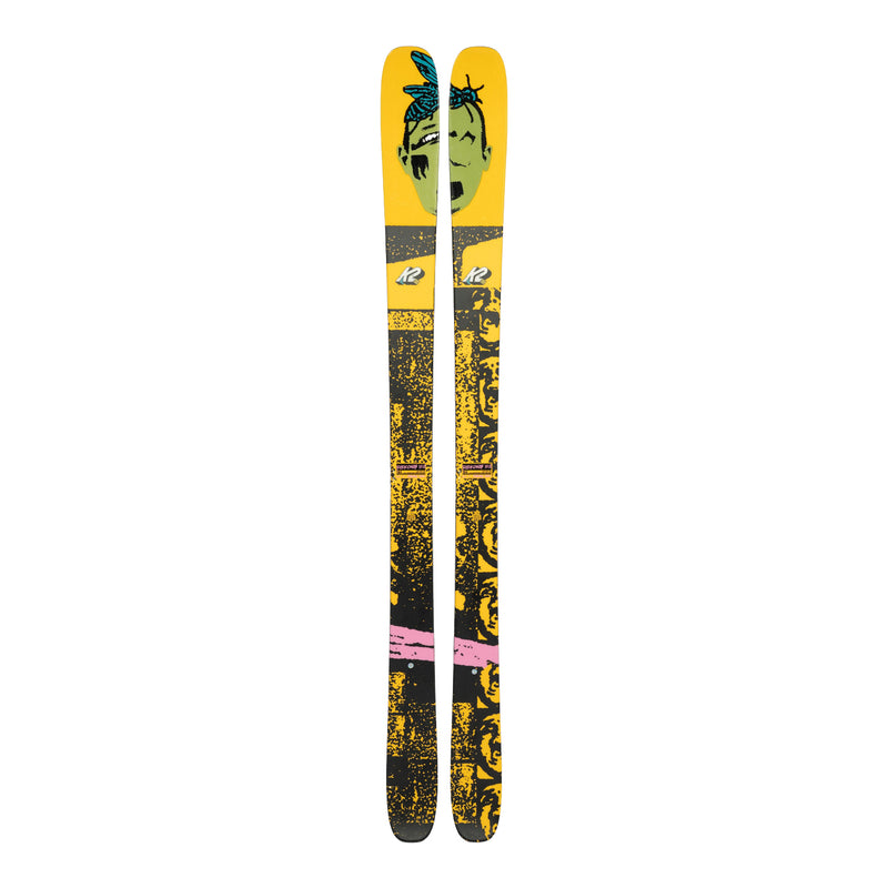 K2 x Jeremy Dean Reckoner 102 Skis | 2021