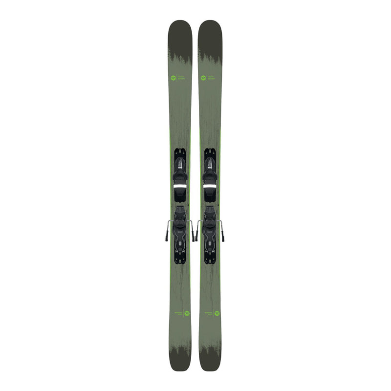 Rossignol Smash 7 Skis + Xpress 10 Bindings | 2020