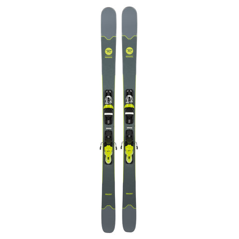 Rossignol Smash 7 + Look XPRESS 10 (2019)
