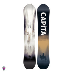 CAPiTA The Equalizer Snowboard | 2021