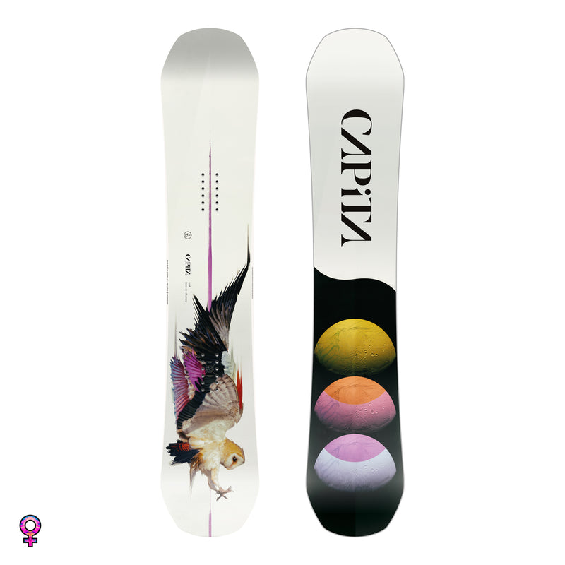 CAPiTA Birds of a Feather Snowboard | 2020