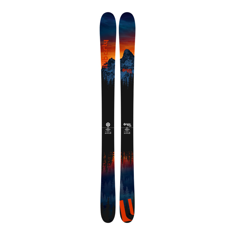 Liberty Origin 106 Skis | 2020