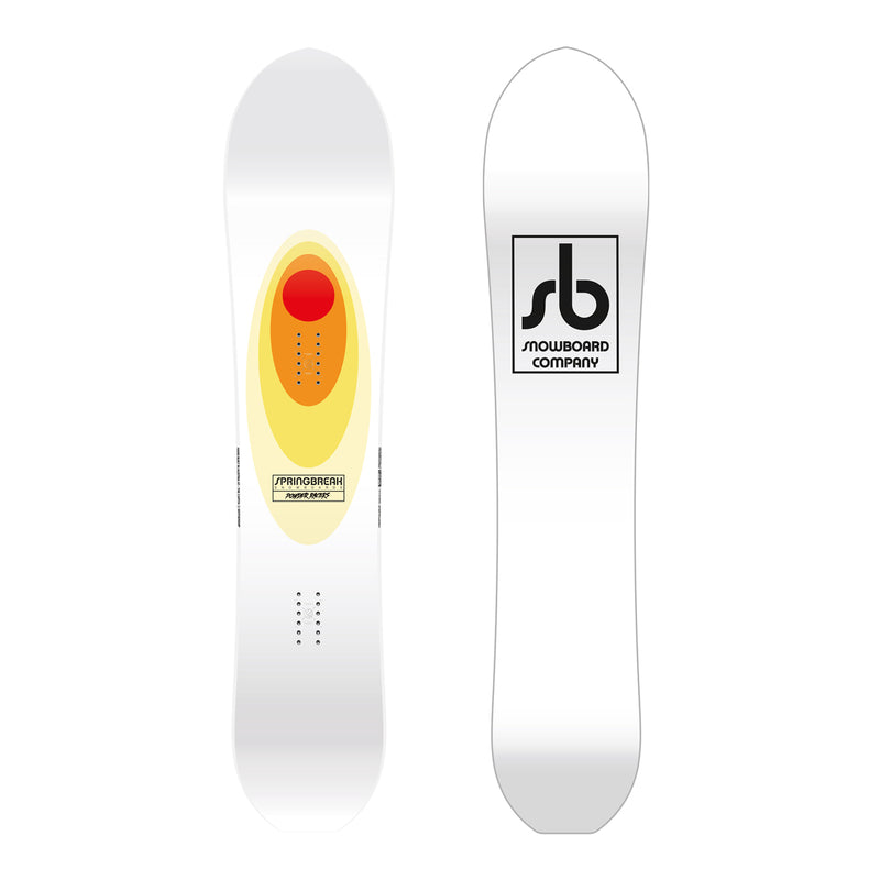 CAPiTA Spring Break Powder Racers Snowboard | 2020