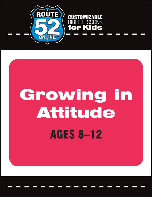Route 52 - Growing In Attitude