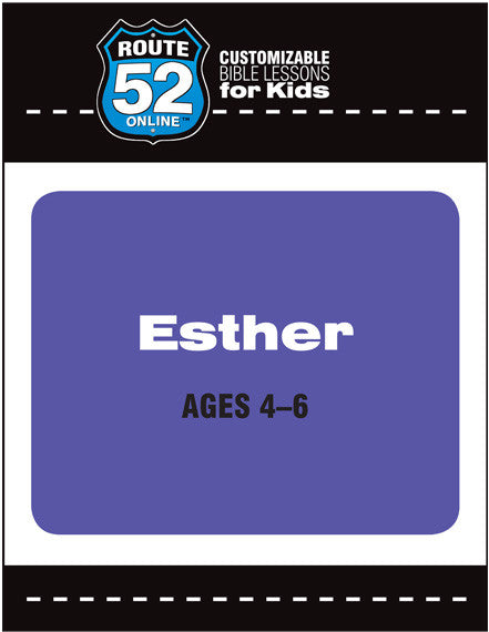 Route 52 - Esther