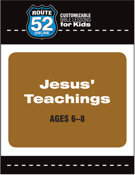 Route 52 - Jesus' Teachings