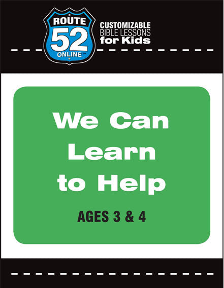 Route 52 - We Can Learn To Help