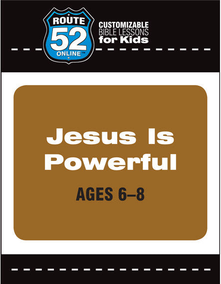 Route 52 - Jesus Is Powerful