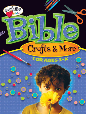 Bible Crafts & More (Ages 3-6)