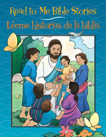Read to Me Bible Stories | Léeme historias de la biblia