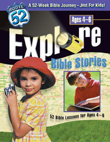 Explore Bible Stories