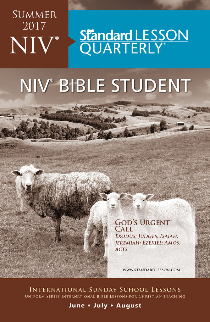NIV® Bible Student - Summer 2017