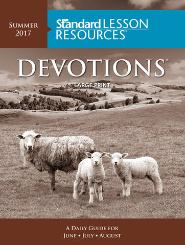 Devotions® Large Print Edition - Summer 2017