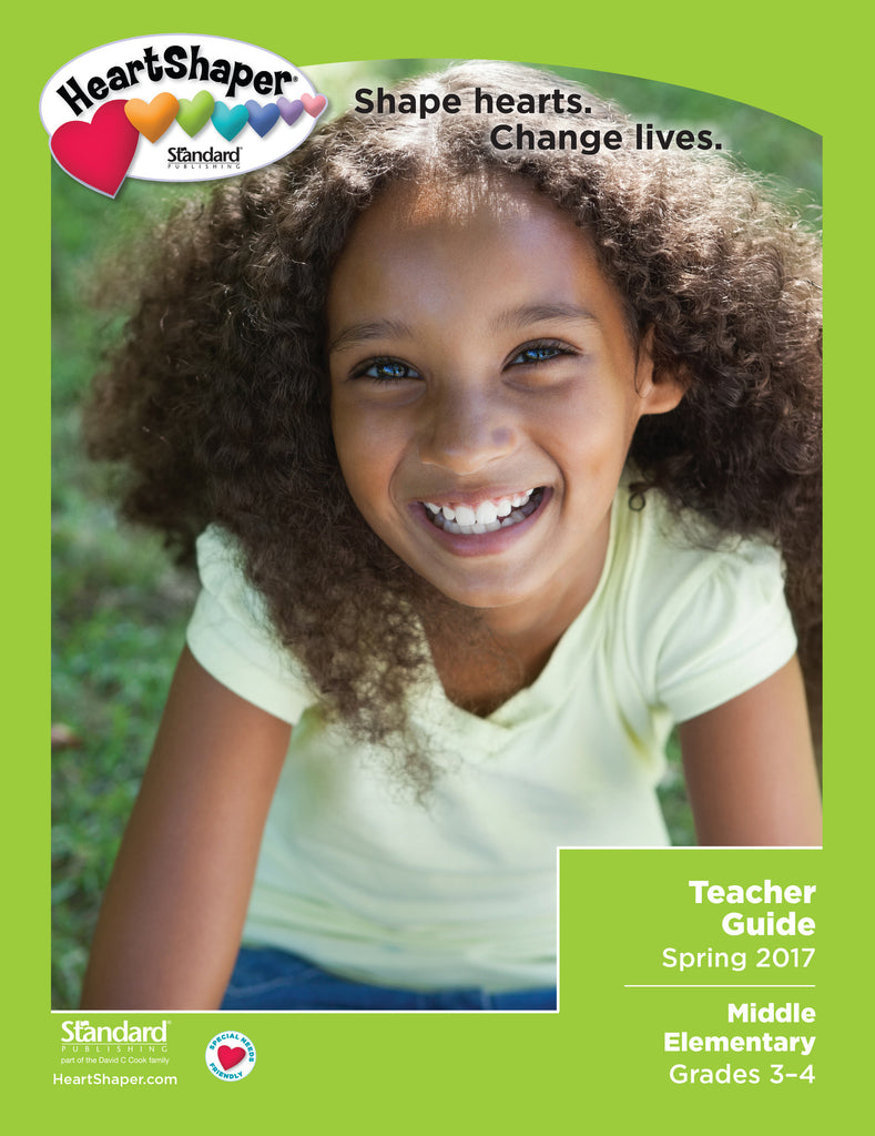 Middle Elementary Teacher Guide - Spring 2017