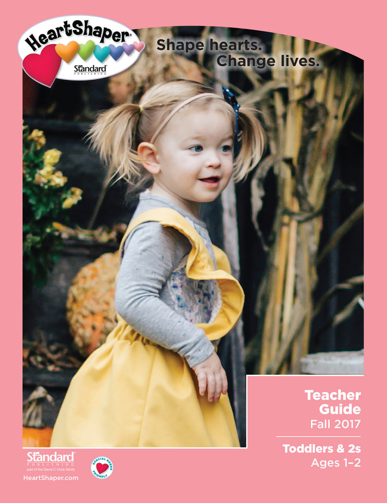 Toddlers & 2s Teacher Guide—Fall 2017