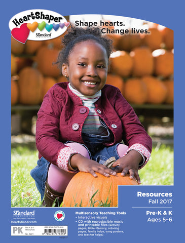 Pre-K & K Resources—Fall 2017