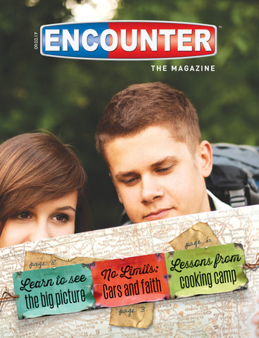 Encounter™—The Magazine—Fall 2017