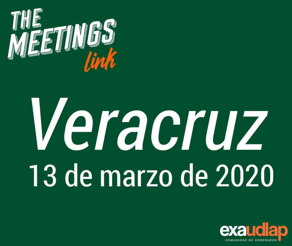 THE MEETINGS link - Veracruz -