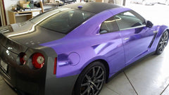 XPO SP Conform Chrome Purple Vinyl Wrap nissan gtr 2 | Vvivid Canada