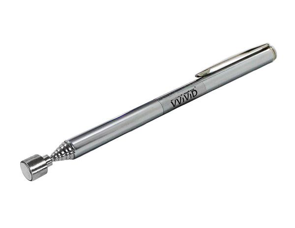 VViViD Telescoping 3 lb. Capacity Magnetic Pocket Pick-Up Tool | Vvivid Canada
