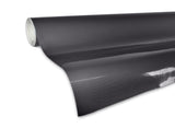 XPO Tech Art Grey Gloss Carbon Vinyl Wrap roll | Vvivid Canada