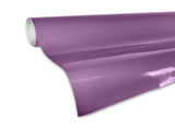 XPO Tech Art Pink Gloss Carbon Vinyl Wrap roll 2 | Vvivid Canada