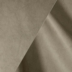 Bycast65 Grey Beige Matte Gloss Satin Full-Grain Pattern Faux Leather Marine Vinyl Fabric display
