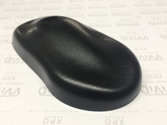 VViViD+ Black Fine Grain Leather Vinyl Wrap Demo 3 | Vvivid Canada