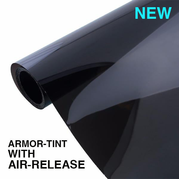 VViViD Dark Smoke Air-Tint®  (ARMOR PPF) Headlight Tint (dry application)