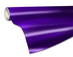 XPO Satin Chrome Purple Vinyl Wrap roll 2 | Vvivid Canada