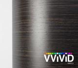 XPO Ebony Wood Grain Vinyl Wrap Roll | Vvivid Canada