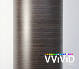 XPO Ebony Wood Grain Vinyl Wrap Roll 2 | Vvivid Canada