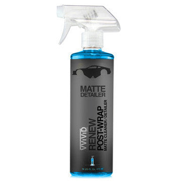 RENEW POST-WRAP matte cleaner / detailer | Vvivid Canada