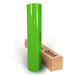 XPO Gloss Lime Green Vinyl Wrap ROll | Vvivid Canada