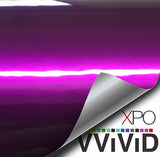 XPO Liquid Metal Purple Vinyl Wrap | Vvivid Canada