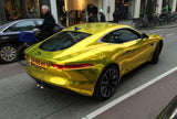 XPO SP Conform Chrome Yellow Vinyl Wrap jaguar 2| Vvivid Canada