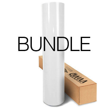 "VViViD XPOSE Bundle  print media 54"" x 160ft 
