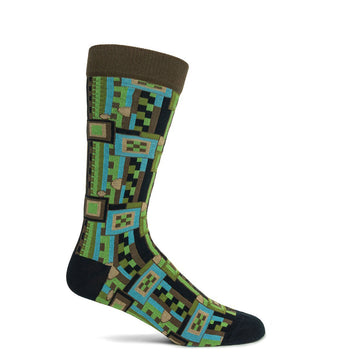 Frank Lloyd Wright Saguaro Sock