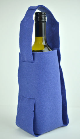 No-Sew Felt Wine Bag Project Kit