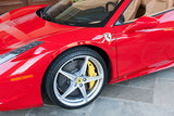 Ferrari 458 Spider calipers