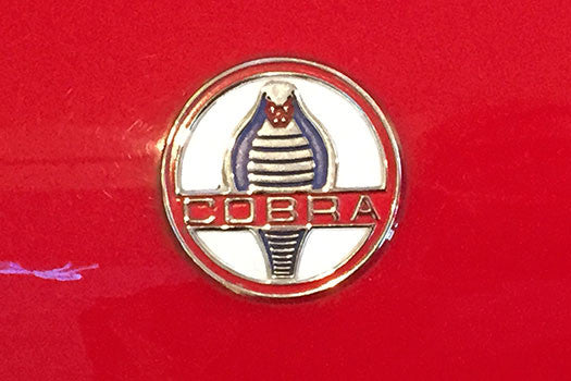 Original Cobra badge