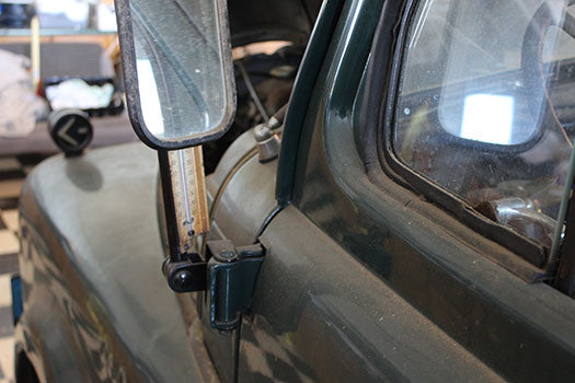 1949 Dodge Pickup Truck sideview mirror