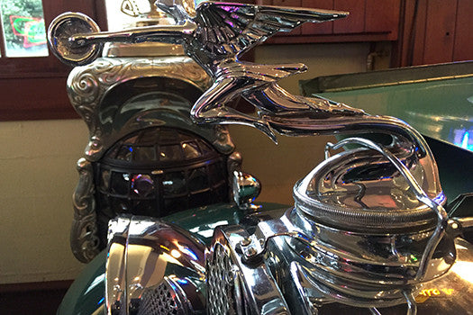 1930 Packard 733 Phaeton Hood Ornament