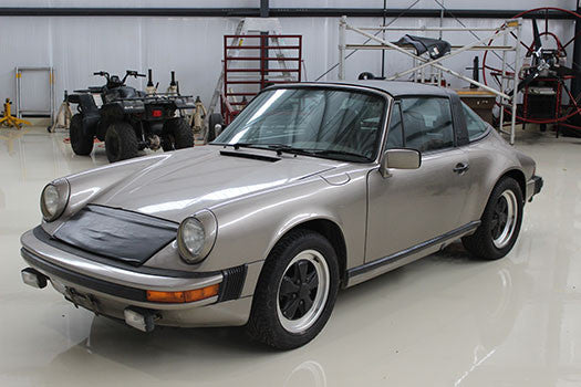 1981 Porsche 911SC Targa for rent