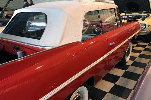 1964 Amphicar 770 Amphibious Convertible