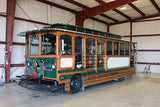 1992 Chance 22 passenger trolley for rent