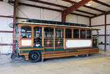 chance trolley for rent