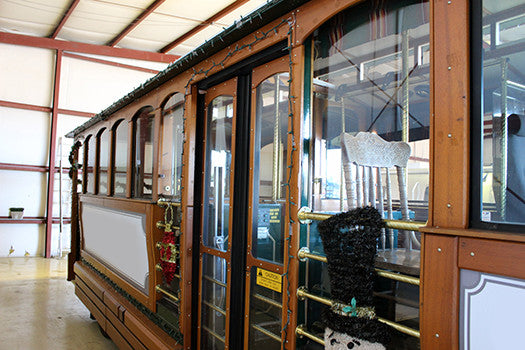 chance trolley side doors